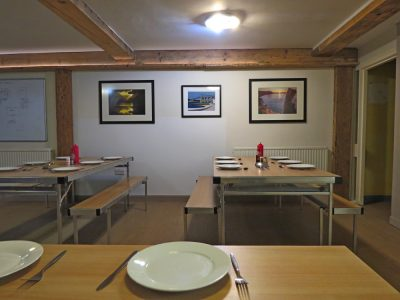 dinning accommodation main centre s