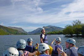find canoeing-lake-padarn Gwynedd
