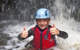 find gorge scrambling activity centre Gwynedd uk