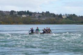 find menai-straits-canoe north wales