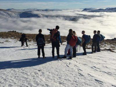 find mountain walking Activities Gwynedd