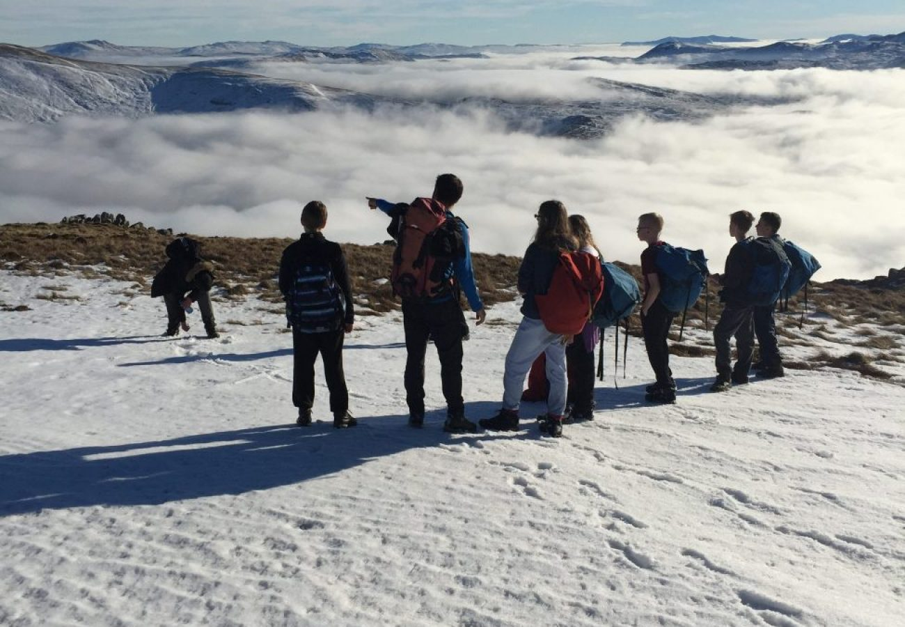 find mountain walking Activities Gwynedd