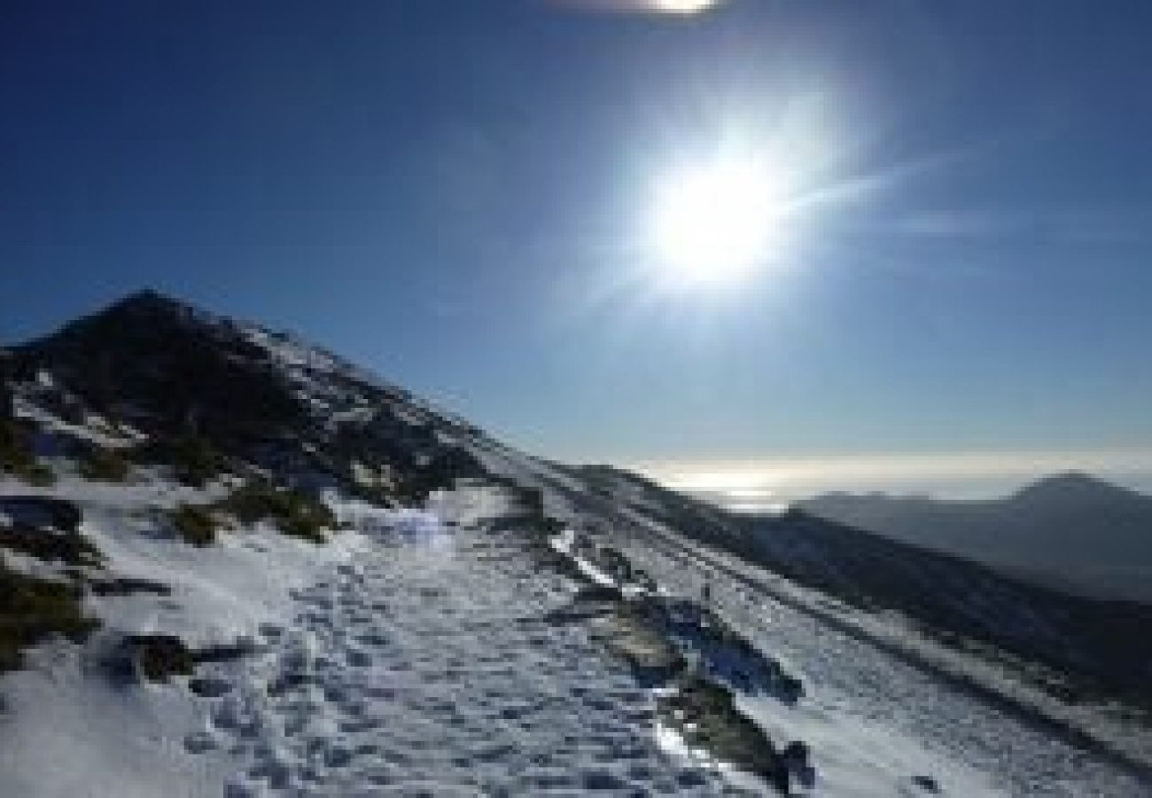 find outdoor Winter mountain walking Midlands