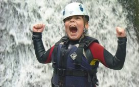 gorge scrambling activity centre Gwynedd uk