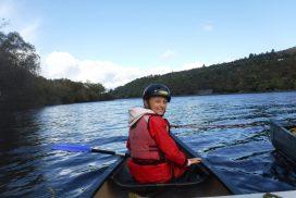 lake rafting padarn snowdonia uk