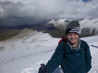 learn mountain walking Activities Gwynedd