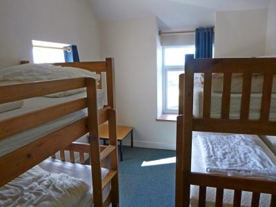 West Wing Dormitory Accommodation