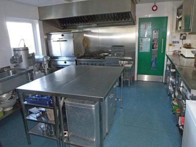 main centre kitchen catered accommodation s