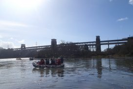 menai-straits-canoe north wales