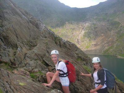 mountain walking Activities Snowdonia north wales