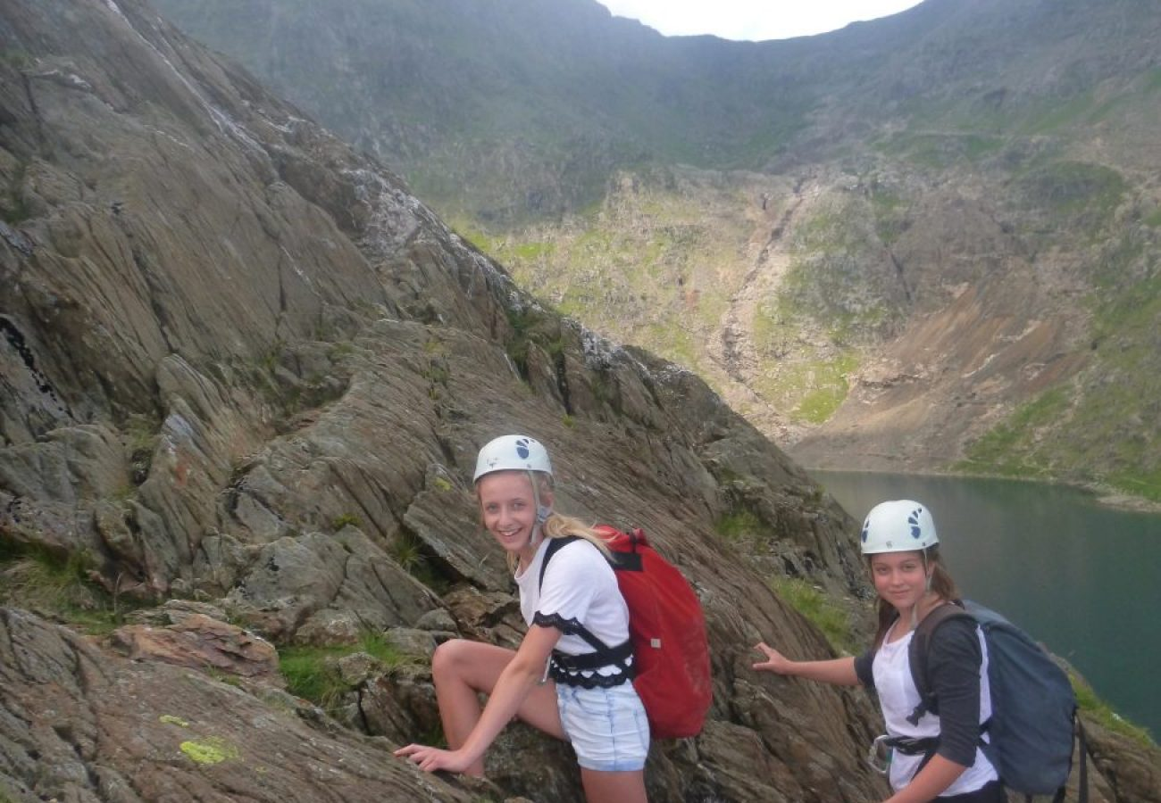 mountain walking Activities Snowdonia north wales