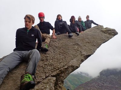 mountain walking Activities wales