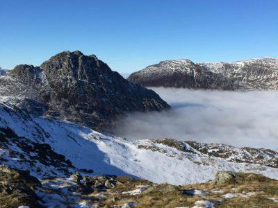 outdoor-adventure-Winter-mountain-walking-wales