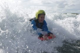 outdoor residential surfing in north wales