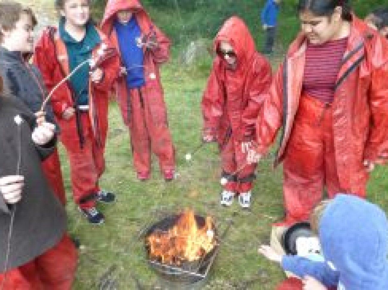 school residential trip Snowdonia