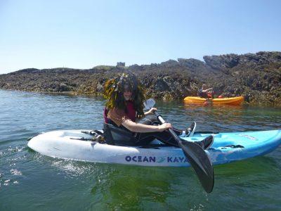 searching sea-kayaking activity snowdonia