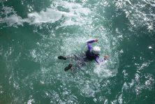 top Coasteering cliff activity in north wales