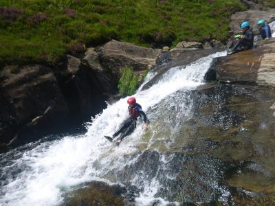 top canyoning outdoor activity centre snowdonia uk