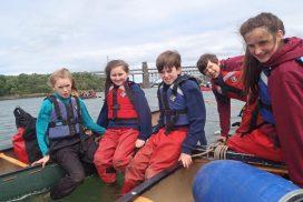 top menai-straits-canoe Gwynedd