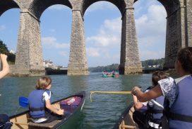 top menai-straits-canoe Gwynedd uk