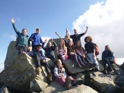 top mountain walking Activities Gwynedd