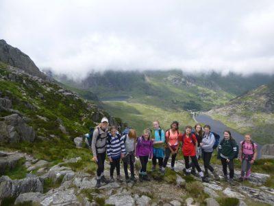 top mountain walking Activities wales