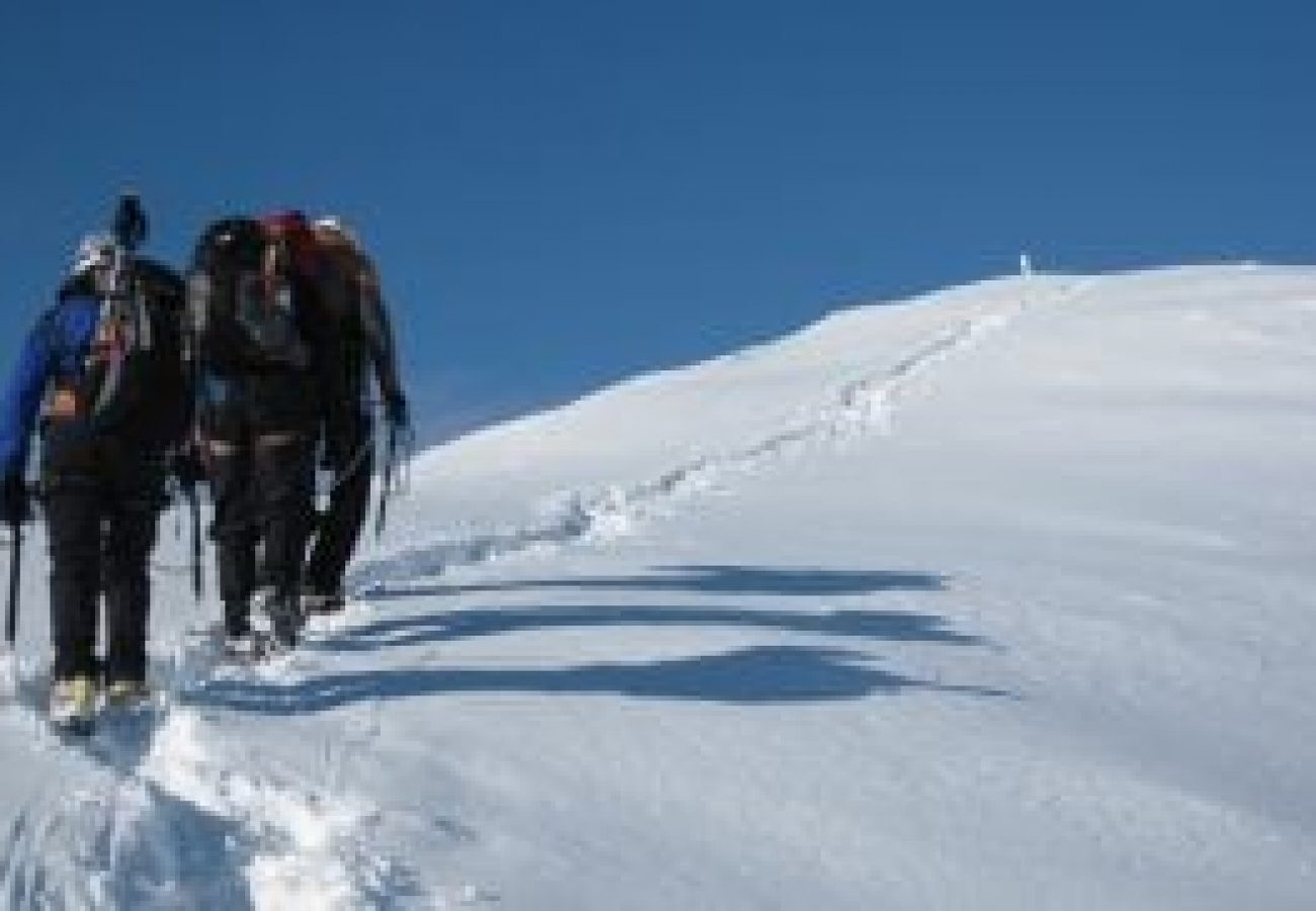 top outdoor Winter mountain walking North Wales