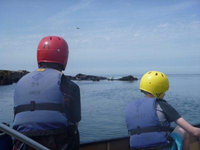 top sea-kayaking activity snowdonia uk