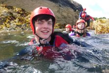top sea swimming outdoor activity in north wales uk
