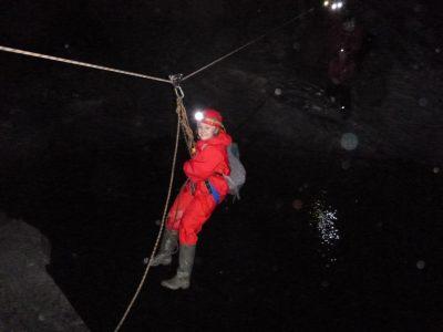 underground-mining-climbing-Gwynedd