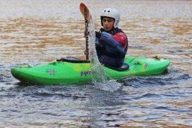 white water kayaking near me